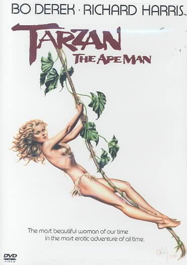 TARZAN, THE APE MAN (1981) BY DEREK,BO (DVD)